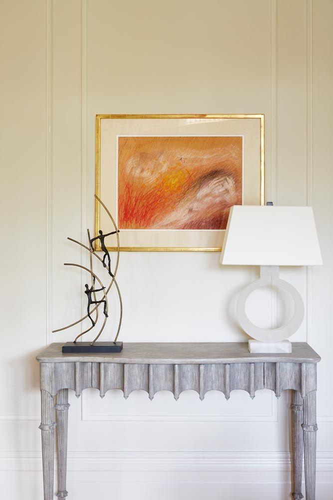 Living Area By Kimpton Interiors
