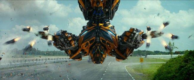 Transformers L'âge de l'extinction atteint le milliard de dollars au box office mondial #Transformers4