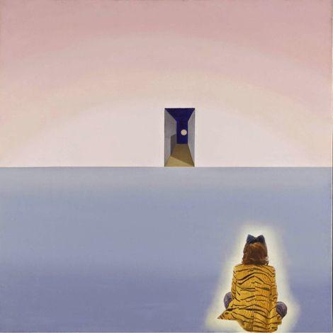 Salvador Dalí, Batalla en las nubes (Obra estereoscópica)2 - 1979 - MReina Sofia. on ArtStack #salvador-dali-1 #art