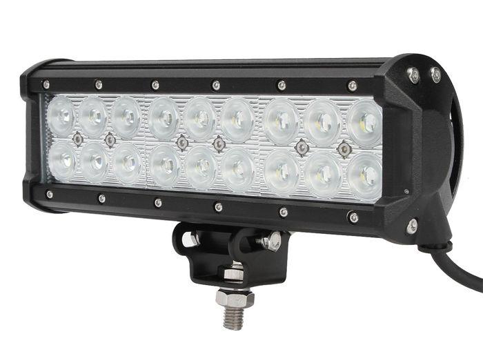 Αδιάβροχος Προβολέας CREE LED 54W-12V Με 18 Led IP68