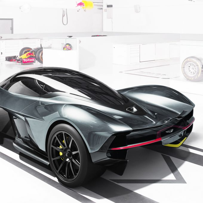 Aston Martin And Red Bull Team Up To Create What May Be