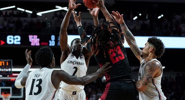 Houston Vs Cincinnati 3 1 20 College Basketball Pick Odds And Prediction In 2020 College Basketball Cincinnati Sports Picks