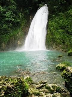 Cascada Sachichaj, Chisec, Alta Verapaz.
