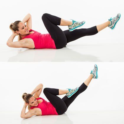 Tone your core and reduce back pain with these effective exercises. This workout will help you lose weight, flatten your stomach and stretch out your back. Tighten your upper body with this calorie-burning workout routine.