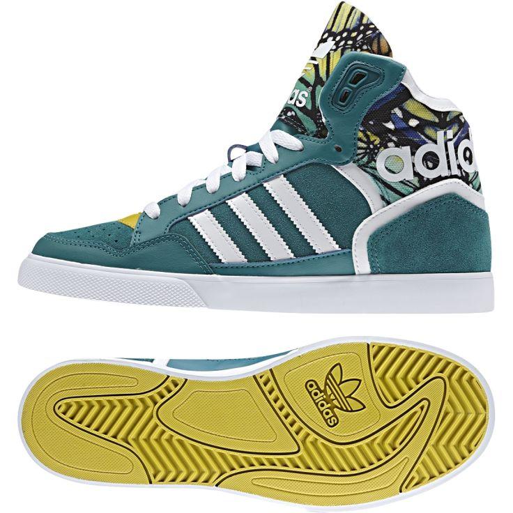 adidas kotníkové boty EXTABALL W