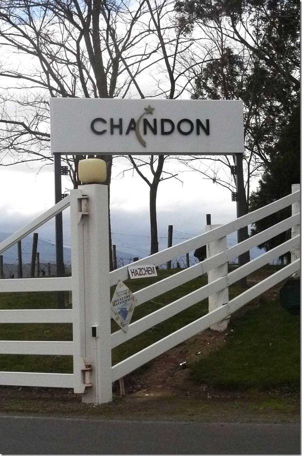 Chandon winery, Yarra Valley, Victoria, Australia