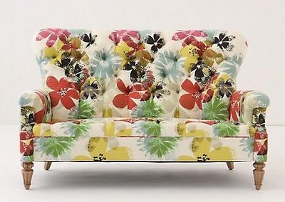 Beautiful shape and colourful, bold pattern