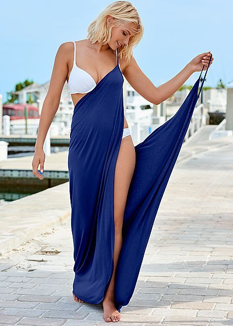 %PC% Wrap maxi dress from VENUS