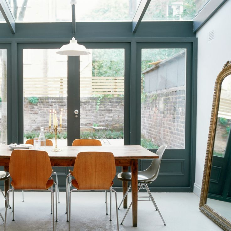 After big ideas for small conservatories? We've put together some of our favourite room schemes