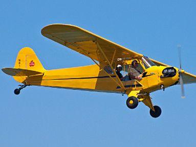 Piper J3 Cub - Photo #1