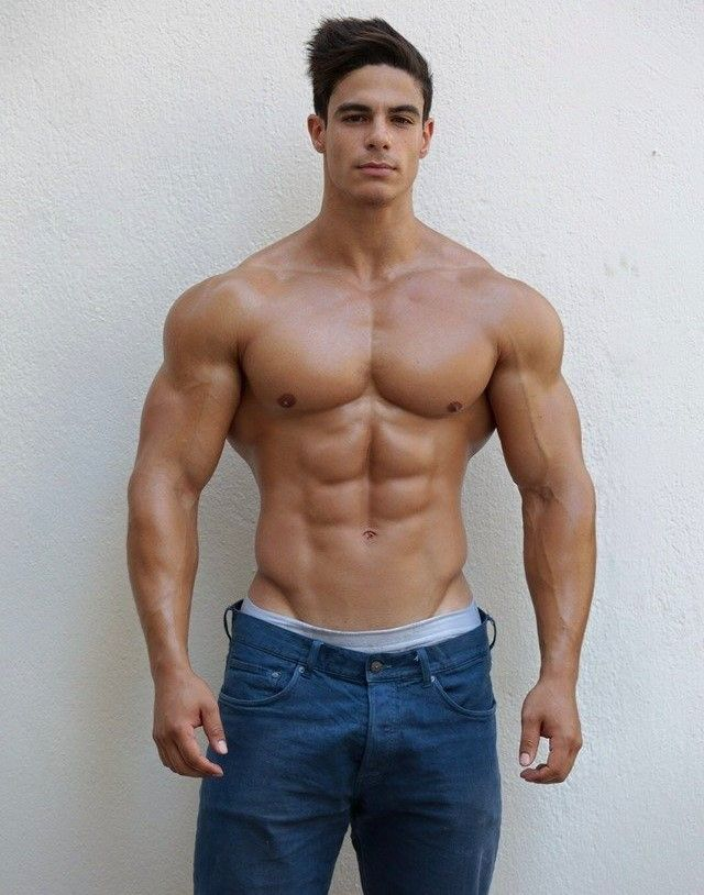 how to get lean muscle men