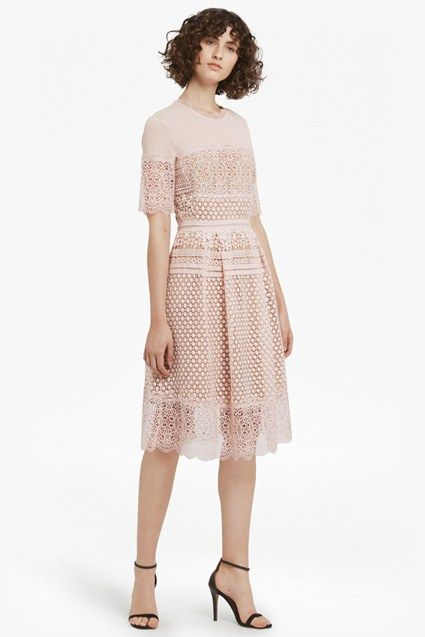 89e5cad39 トップス Ted Baker Tie The Knot Tunic Bridesmaid Dress with Applique Lace Mint  レディース テッドベーカー ワンピース