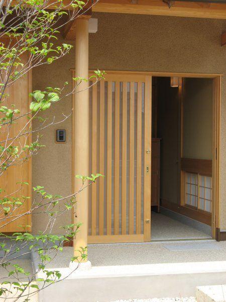 玄関ドア003