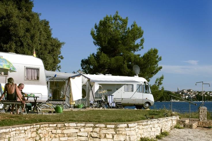 Camping Bijela Uvala - #Porec #Croatia