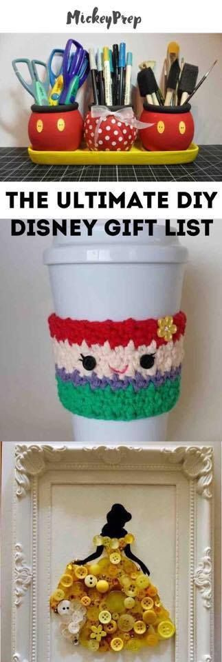 1000 Ideas About Disney Gift On Pinterest Gifts For
