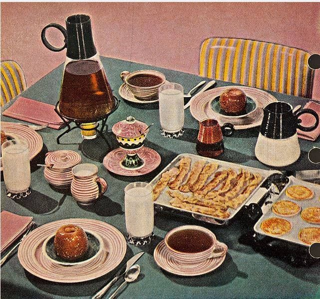 Vintage Breakfast 79