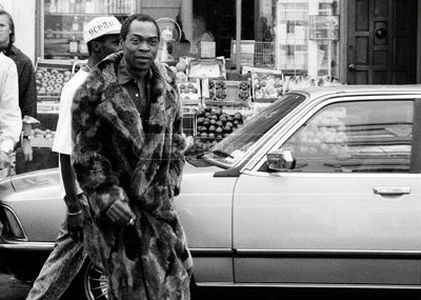 Picture of Fela Kuti