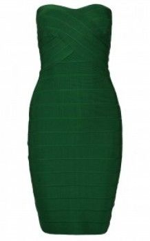 Zandage - BODYCON DRESS (worn by Sophie Kachinsky on 2 Broke Girls)