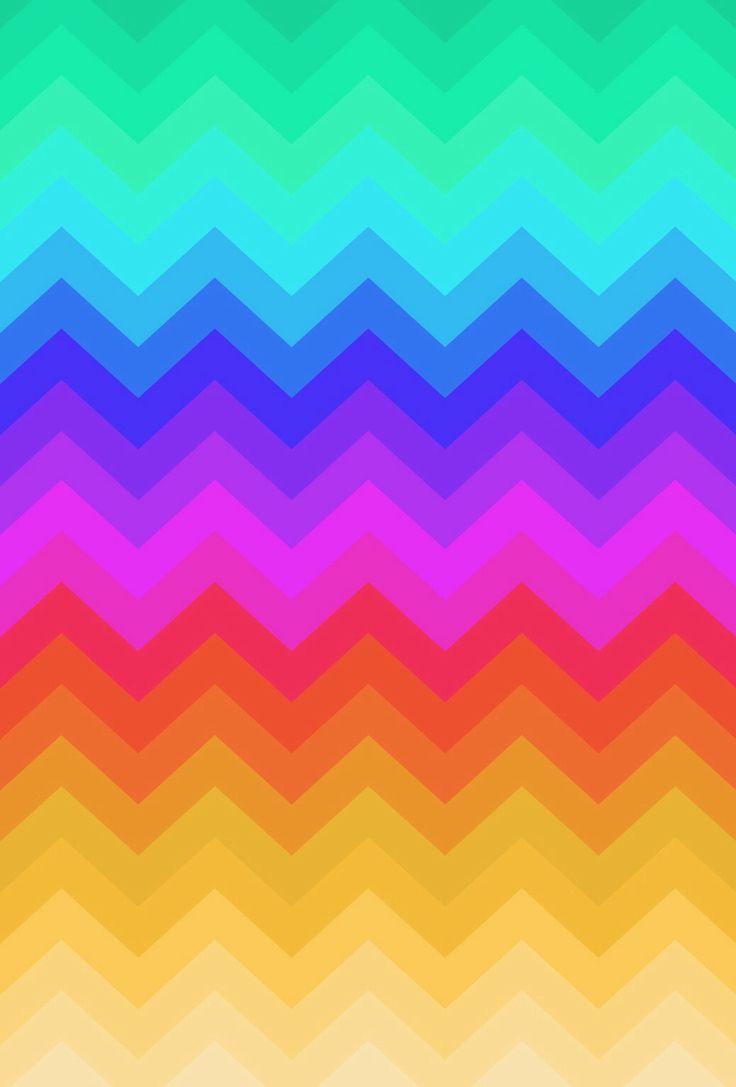 turquoise zigzag wallpapers pinterest - photo #25