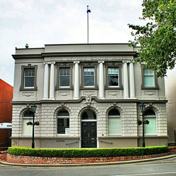 Photo from the Instacanvas gallery of billiebop. Architecture in my hometown Wanganui.