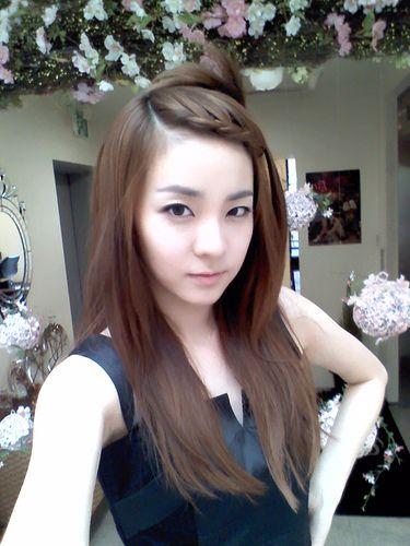 Super cute korean girl