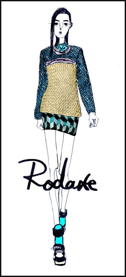Rodarte 2013 S/S