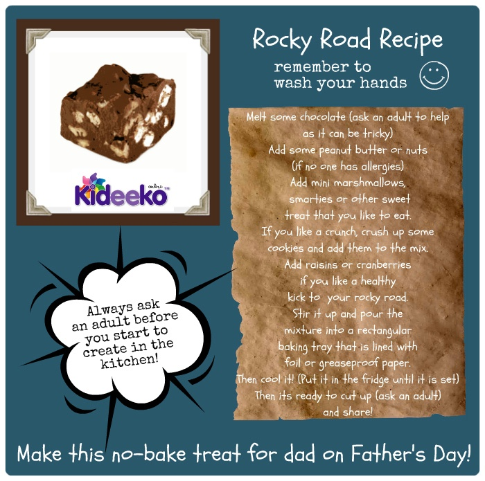 father's day no bake recipes