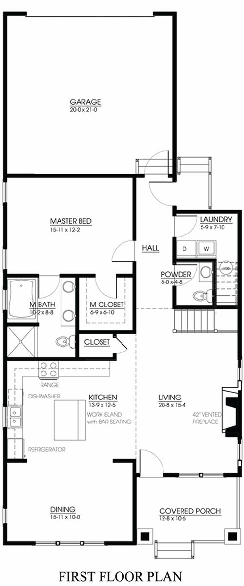 Floor plan love the layout of living room dining room for Ron lee homes floor plans