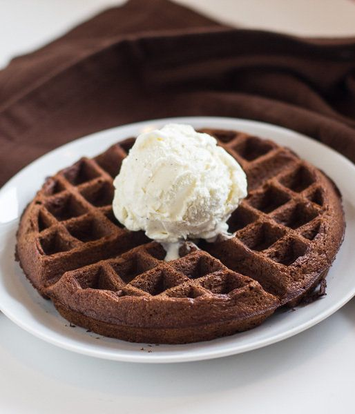 Recipe for Cake Mix Waffles - I was amazed at both how easy they were to make and how awesome they tasted. The kids said that they were more 'fun' than just cake. I liked the crispy outside.