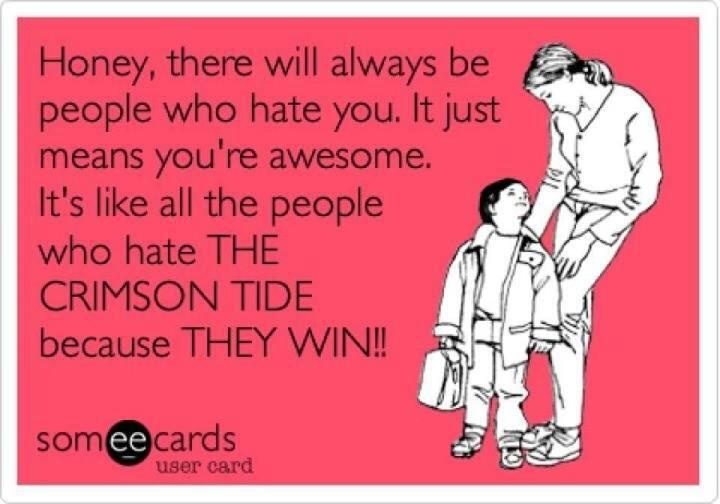 People just can't handle our AWESOMENESS!!!!!