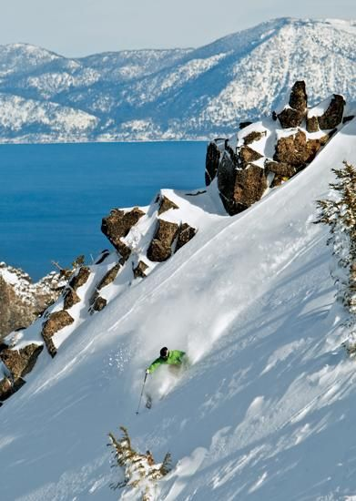 For North Lake Tahoe skiers, Alpine Meadows has always been the poor man's Squaw Valley: similarly aggressive terrain (though a lot less of it) without the high prices and posh amenities.