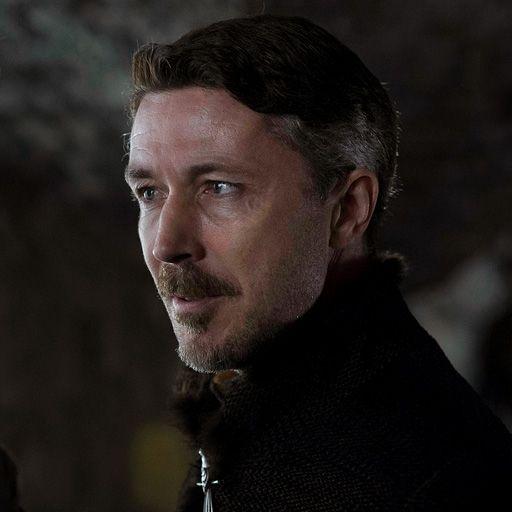 "Petyr Baelish (""Littlefinger"") played by Aidan Gillen"