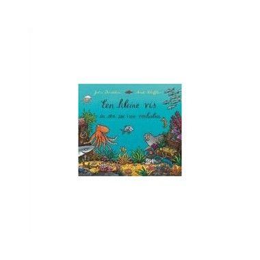 Een kleine vis in een zee van verhalen - J. Donaldson  Er leefde in de oceaan een vis die Bakvis heette. Ze was niet groot ze was niet klein ze was bepaald niet snel.  EUR 13.99  Meer informatie