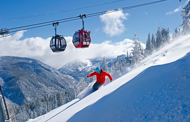 The Best Winter Ski and Snowboard Destinations: Snowmass | Aspen, Colorado