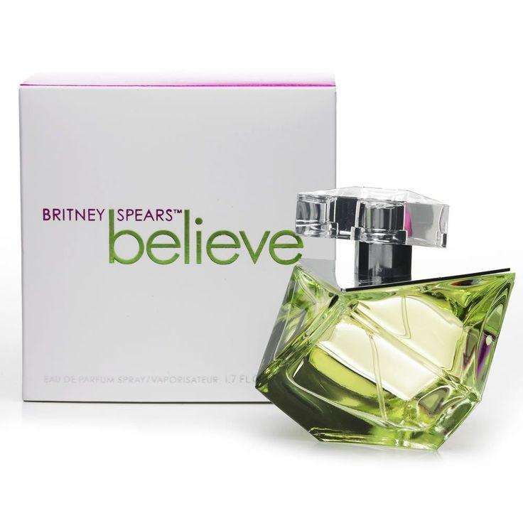 Britney Spears Believe Perfume for Women 3.4