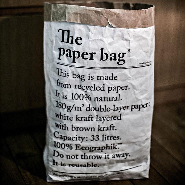 White Paper Bag, Le Studio Be-Polês