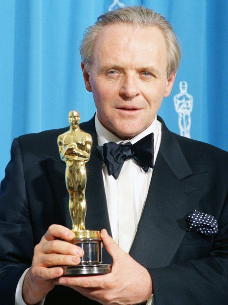 """64th Academy Awards® (1992) ~ Anthony Hopkins won the Best Actor Oscar® for his performance in """"Silence of the Lambs"""" (1991)"""