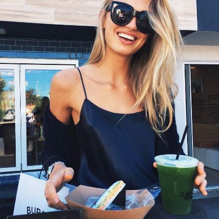 The Most Common Celebrity Diet Food Is Not What You Think via @ByrdieBeauty #CELEBRITYDIETS #CelebrityDiets,