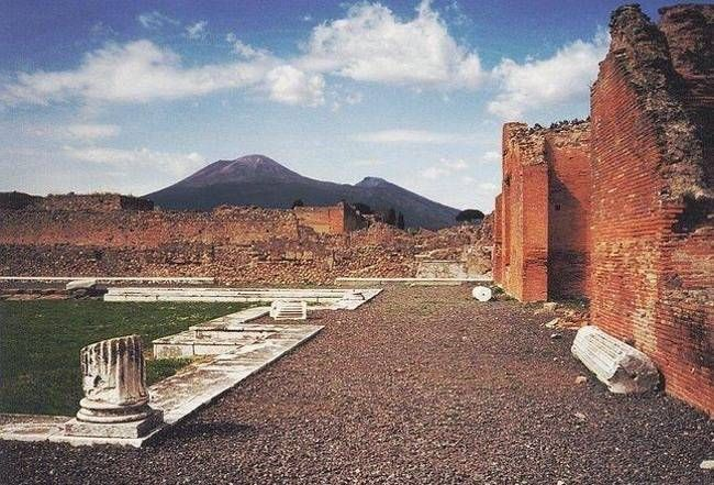 Mount Vesuvius Remains The Onl is listed (or ranked) 11 on the list Things Most People Don't Know About Pompeii