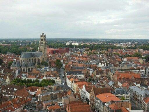 #Brujas: la ciudad más bonita de #Bruselas y una de las más bellas de Europa. http://www.europeosviajeros.com