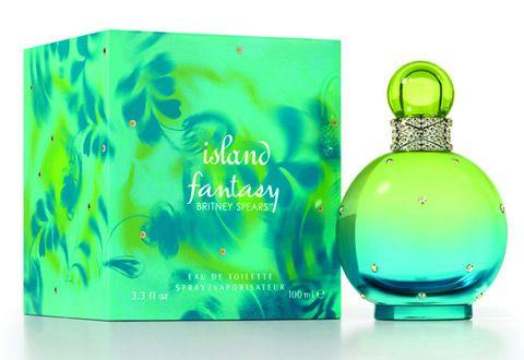 Britney Spears Island Fantasy ~ New Fragrances