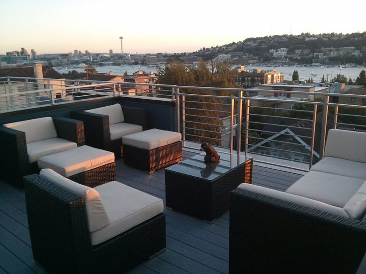 Best Outdoor Patio Furniture Images On Pinterest Ohana - Seattle patio furniture