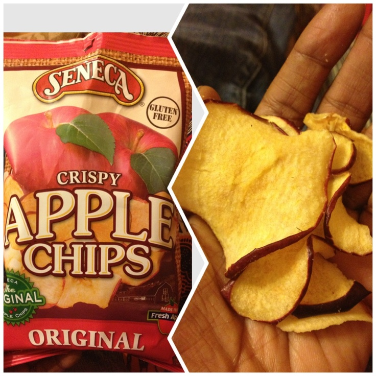 My new Favorite snack! Seneca Apple Chips!!! You gotta try this!!