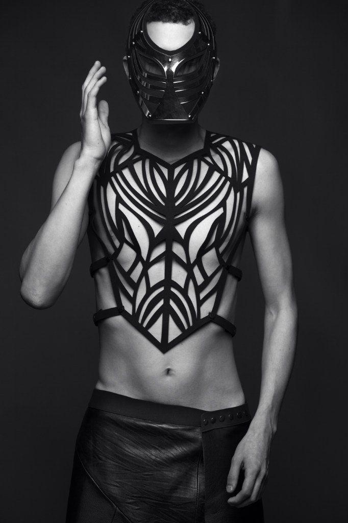 Post-Apocalyptic Fashion | socialpsychopathblr: Angel Ulyanov by Maxim...