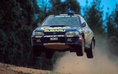 Colin McRae Subaru
