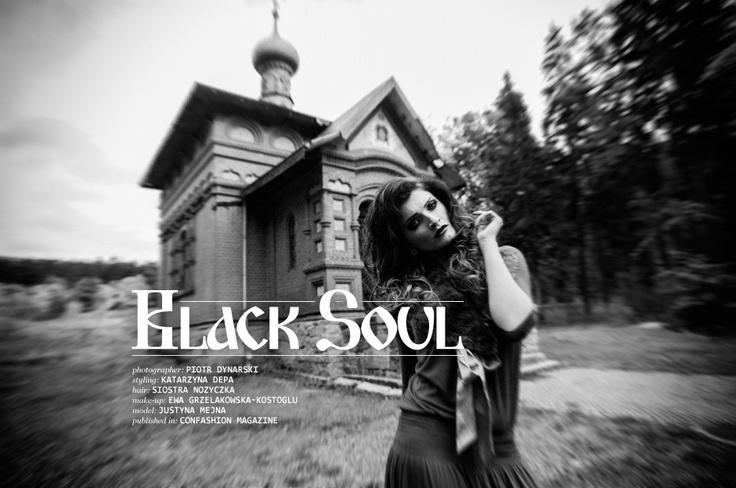 """Piotr Dynarski """"Black Soul"""""""