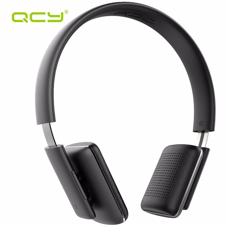 2017 QCY QCY50 wireless Bluetooth headphones CVC6.0 noise cancelling headset gamer hifi 3D stereo mp3 music paly with microphone
