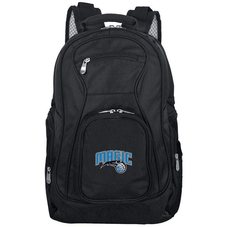 Orlando Magic Premium Laptop Backpack, Black