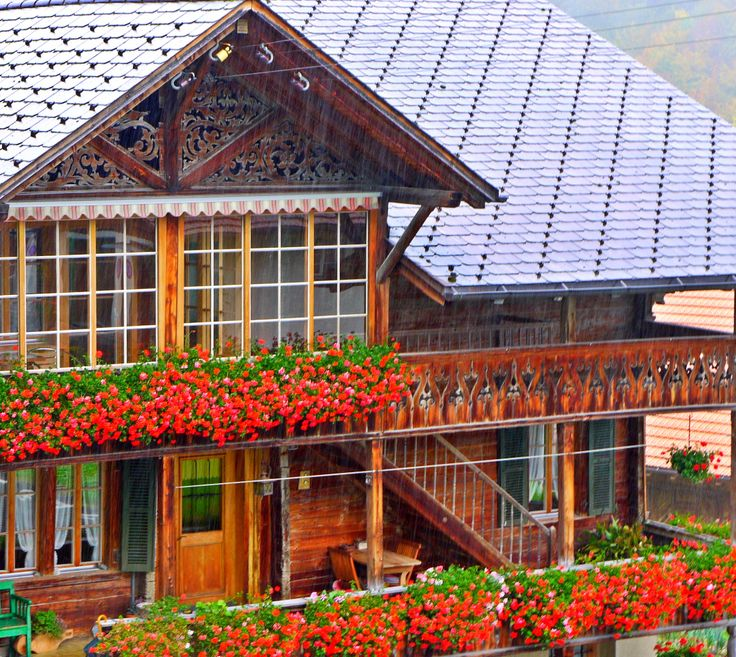 7 Best Swiss Chalet Images On Pinterest Chalet Style