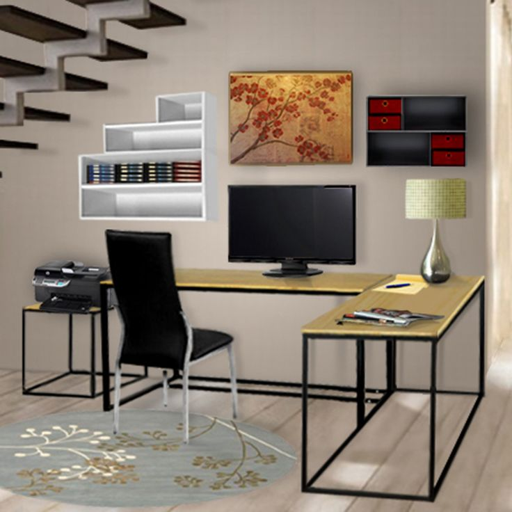 Home Office Furniture Cabinets Concept Property Entrancing Decorating Inspiration